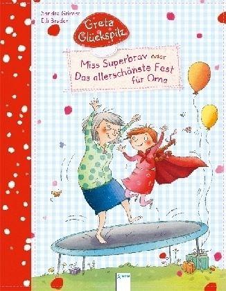 Buch-Reihe Greta Glückspilz