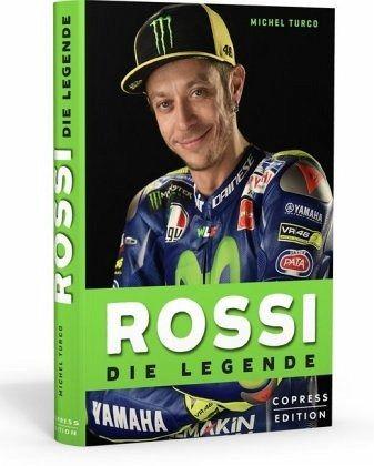 Rossi - Die Legende - Turco, Michel