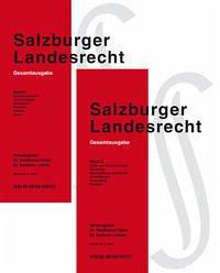 Salzburger Landesrecht 2017