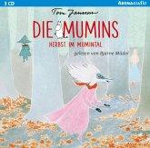Herbst im Mumintal / Die Mumins Bd.9 (3 Audio-CDs)