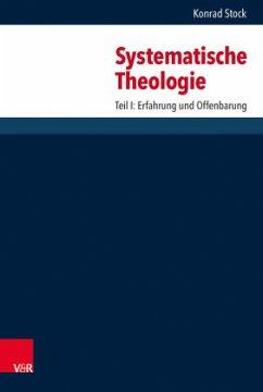 Systematische Theologie 1 - Stock, Konrad