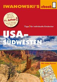 USA-Südwesten - Reiseführer von Iwanowski (eBook, PDF) - Bromberg, Marita; Kruse-Etzbach, Dirk