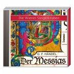 Der Messias, 1 Audio-CD (Ausschnitte)