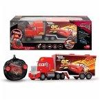 Dickie 203089025 - Disney Cars 3 - RC Turbo Mack Truck mit Fernsteuerung