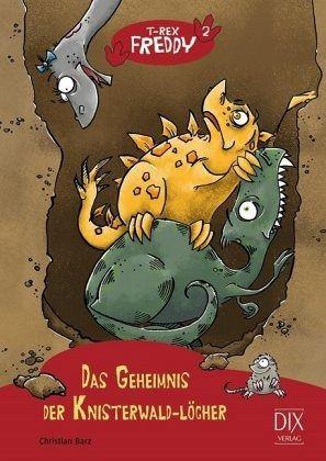 Buch-Reihe T-Rex Freddy