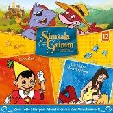12: Pinocchio / Die kleine Meerjungfrau (MP3-Download)
