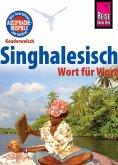 Reise Know-How Sprachführer Singhalesisch - Wort für Wort: Kauderwelsch-Band 27 (eBook, ePUB)