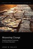 Measuring Change (eBook, ePUB)