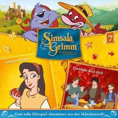07: Schneewittchen / Tischlein deck dich (MP3-Download) - Mädel, Michael; Döring, Klaus