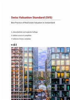 Swiss Valuation Standard (SVS) (eBook, ePUB)
