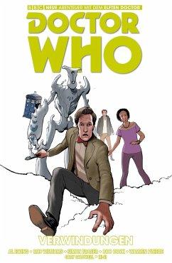 Verwindungen / Doctor Who - Der elfte Doktor Bd.3 (eBook, PDF) - Ewing, Al; Williams, Rob