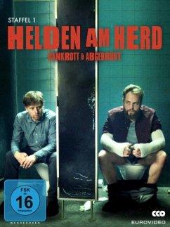 Helden am Herd - Bankrott & abgebrüht (3 Discs)