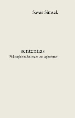 Sententias (eBook, ePUB)