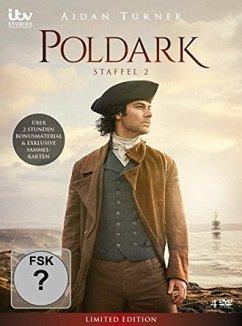 Poldark - Staffel 2 (Limited Edition) - Poldark
