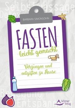 Fasten leicht gemacht (eBook, ePUB) - Simonsohn, Barbara
