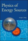 Physics of Energy Sources (eBook, ePUB)