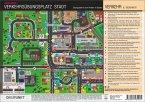 Verkehrsübungsplatz Stadtverkehr, Info-Tafel