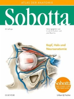 Sobotta, Atlas der Anatomie Band 3 - Bertolini, Rolf; Leutert, Gerald