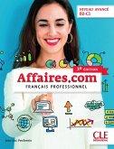 affaires.com (3° édition) B2-C1. Livre de l'élève + DVD