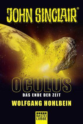 Buch-Reihe John Sinclair Oculus