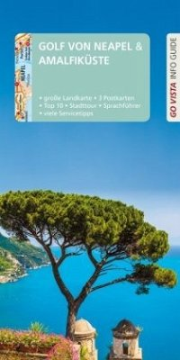 GO VISTA: Reiseführer Golf von Neapel & Amalfik...