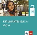 Estudiantes.ELE A1 digital, USB-Stick