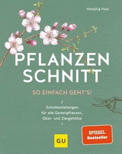 Pflanzenschnitt - Haas, Hansjörg