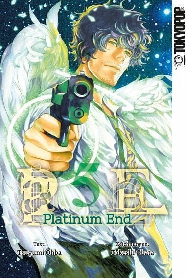Buch-Reihe Platinum End