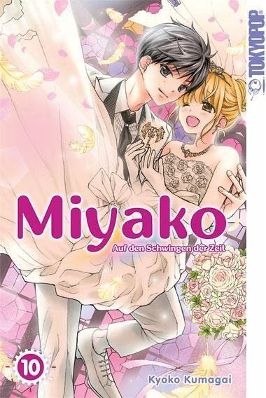 Buch-Reihe Miyako - Auf den Schwingen der Zeit