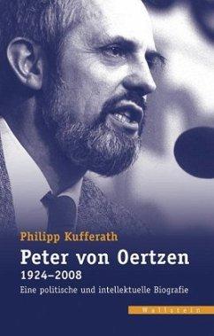 Peter von Oertzen (1924-2008) - Kufferath, Philipp