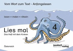 Lies mal! Heft 4 (Österreich) - Wachendorf, Peter; Debbrecht, Jan