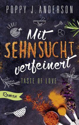 Buch-Reihe Taste of Love