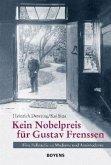 Kein Nobelpreis für Gustav Frenssen