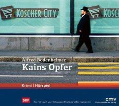 Kains Opfer / Rabbi Klein Bd.1 (2 Audio-CDs) - Bodenheimer, Alfred