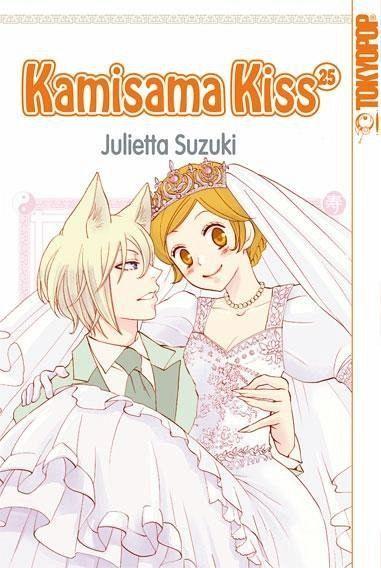 Buch-Reihe Kamisama Kiss