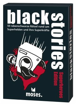 Black Stories, Superheroes Edition (Spiel)
