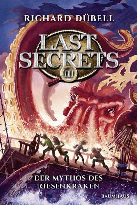 Buch-Reihe Last Secrets