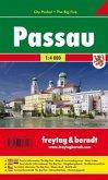 Freytag & Berndt Stadtplan Passau