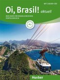 Oi, Brasil! aktuell A1. Kurs- und Arbeitsbuch + 2 Audio-CDs