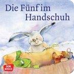 Die Fünf im Handschuh. Mini-Bilderbuch
