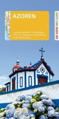 GO VISTA: Reiseführer Azoren