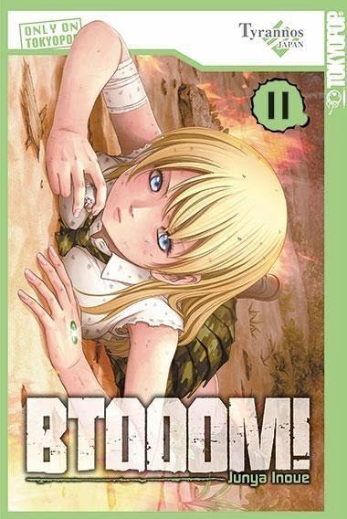 Buch-Reihe BTOOOM!