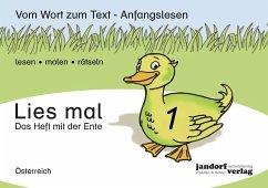 Lies mal! Heft 1 (Österreich) - Wachendorf, Peter
