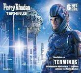 Perry Rhodan Terminus - Die komplette Miniserie, 6 MP3-CD