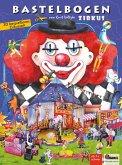 Zirkus Bastelbogen