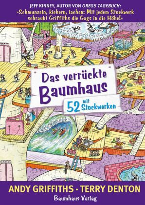 Buch-Reihe Das verrückte Baumhaus