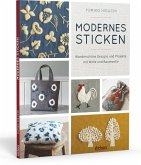 Modernes Sticken