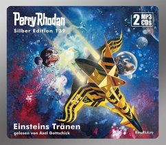 Einsteins Tränen / Perry Rhodan Silberedition Bd.139 (1 MP3-CD)