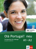 Olá Portugal ! neu A1-A2. Kursbuch + MP3-CD