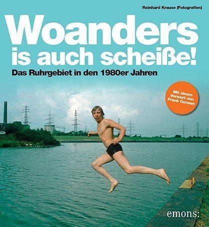Woanders is auch scheiße! - Krause, Reinhard